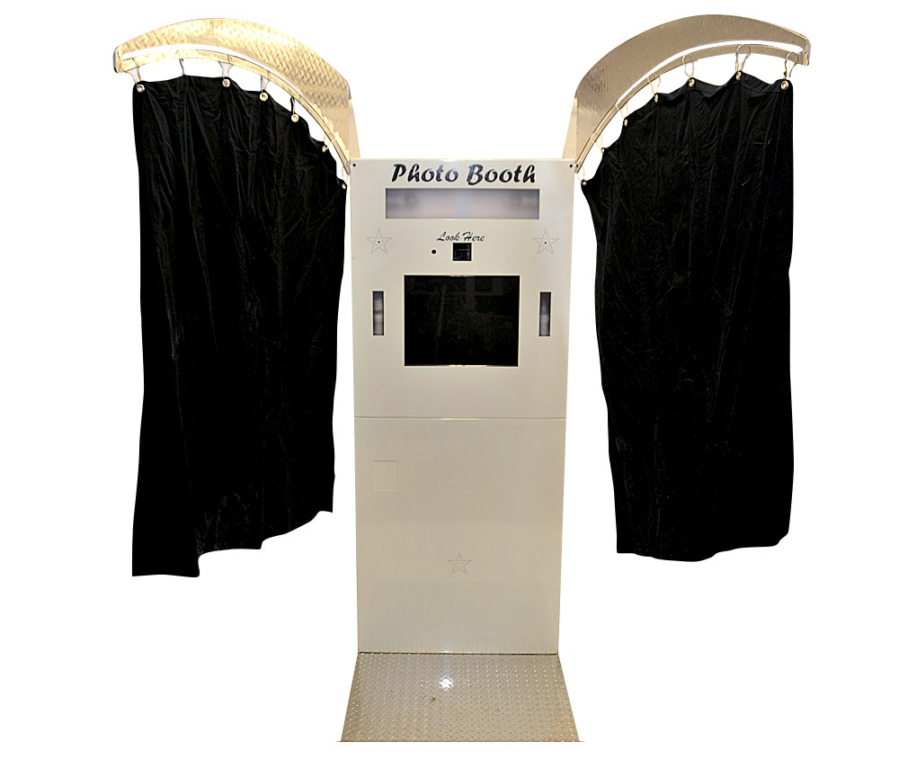 SnapSeat Photo Booths Rentals Weddings