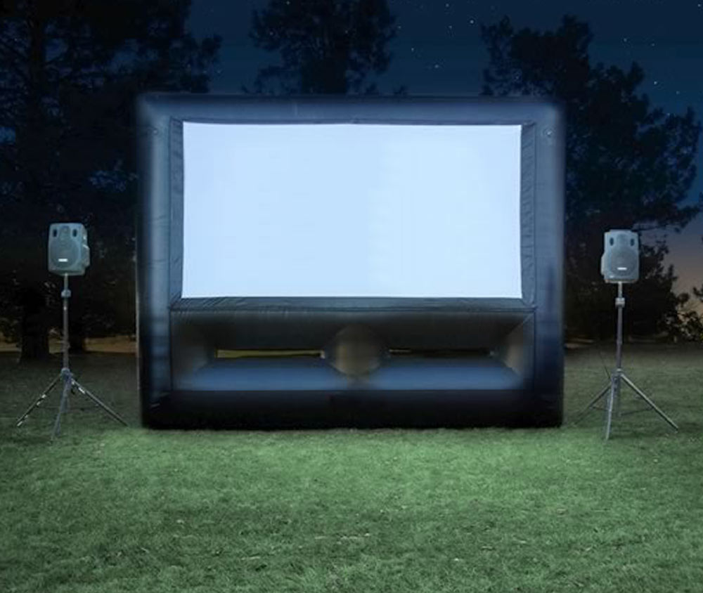 big screen movies airbounce amusements
