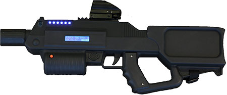 Technology for Mobile Laser Tag
